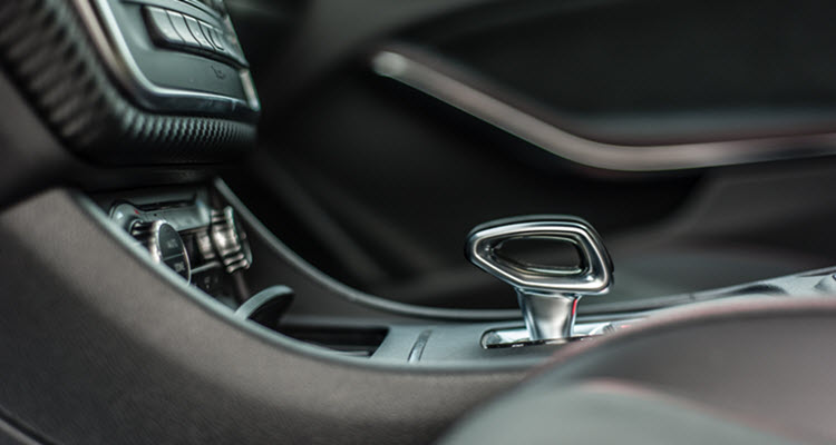 Mercedes AMG Interior